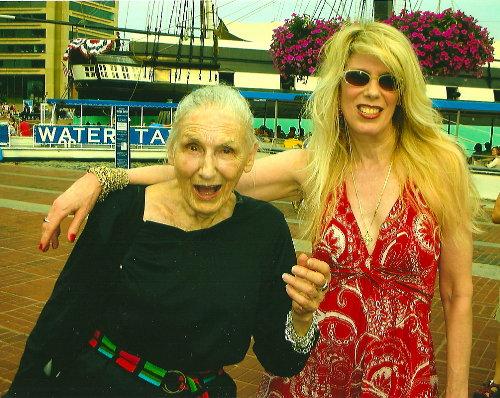 Dagmar and Mom