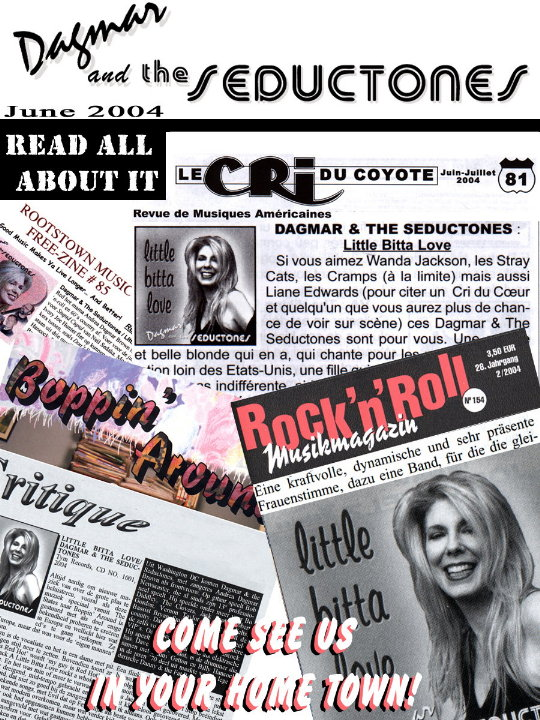 June 2004 Flyer