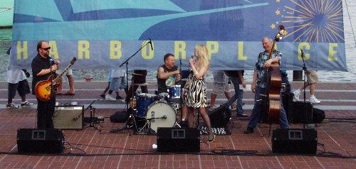 Hot Harbor Saturday Night Concerts