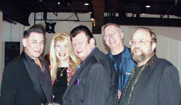Robert Gordon, Dagmar, Billy Hancock, Bryan Smith, Bob Newscaster
