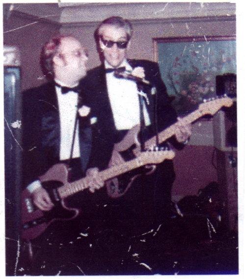 Bob and Tex
